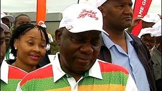 SA's 1st Citizen Ramaphosa hosts the 2019 Presidential Golf Challenge