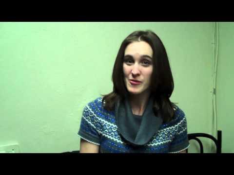 Meet RENT actress  Renee Landrigan