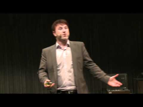TEDxReykjavik - Eythor Ivar Jonsson - Greed