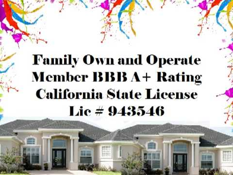 Malibu Beach House Paint : Exterior Stucco Finish 818 902-0202