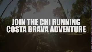 Chi Running Costa Brava Adventure 2017