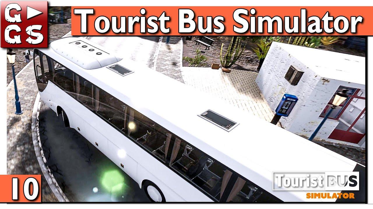 Touristen Bus Simulator Ich gebe auf, oder nicht? #10 Bus Firma MANAGEMENT Simulation