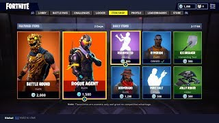 JAMAICAN Fortnite SLAYER *NEW UPDATE* Legendary Battle Hound SKIN PS4 PRO Full HD