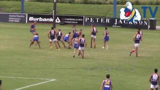 Round 1 Development Highlights vs Casey