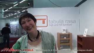 Tabula Rasa, Audio Equipment Furniture, High End Munich
