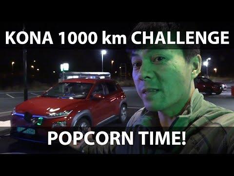 Hyundai Kona 1000 km challenge