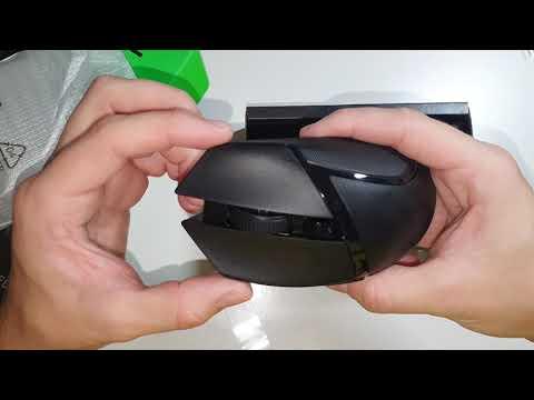 Миша Razer Basilisk X HyperSpeed Wireless Black (RZ01-03150100-R3G1)