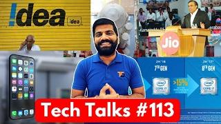 Tech talks #113 Jio ka Jalwa, Intel 8th Generation, Valentine