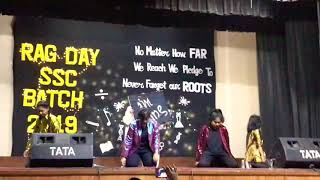 VNS SSC Batch '19 Rag Day Kpop Dance
