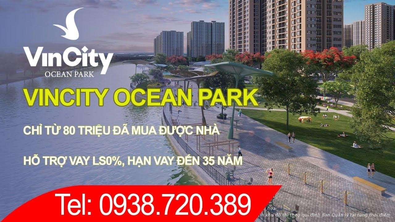 Vincity Ocean Park giá bán chỉ từ 80 triệu đồng, hạn vay đến 35 năm