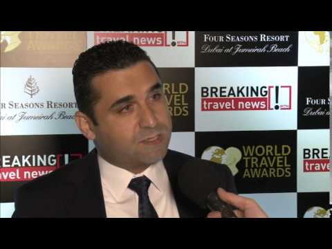 Mazen Al-Mhanna, director of sales and marketing, Sheraton Kuwait