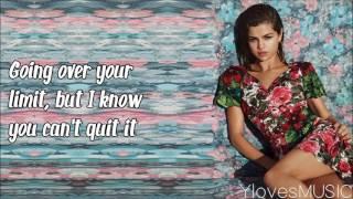 Selena Gomez ft. Gucci Mane - Fetish (Lyrics)