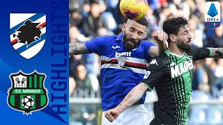 Sampdoria faced off with sassuolo, which was down to 10 men for over an hour, eventually ending the match in a goalless draw | serie athis is official ch...