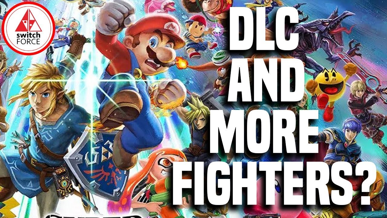 Super Smash Bros Ultimate Dlc Plans New Characters Youtube