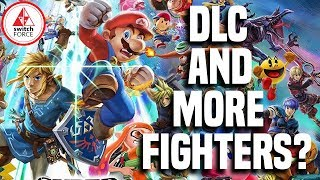 Super Smash Bros Ultimate DLC Plans? New Characters?