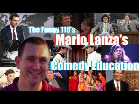 The Comedy Education of Mario Lanza, Funny 115 Creator and Survivor Historian