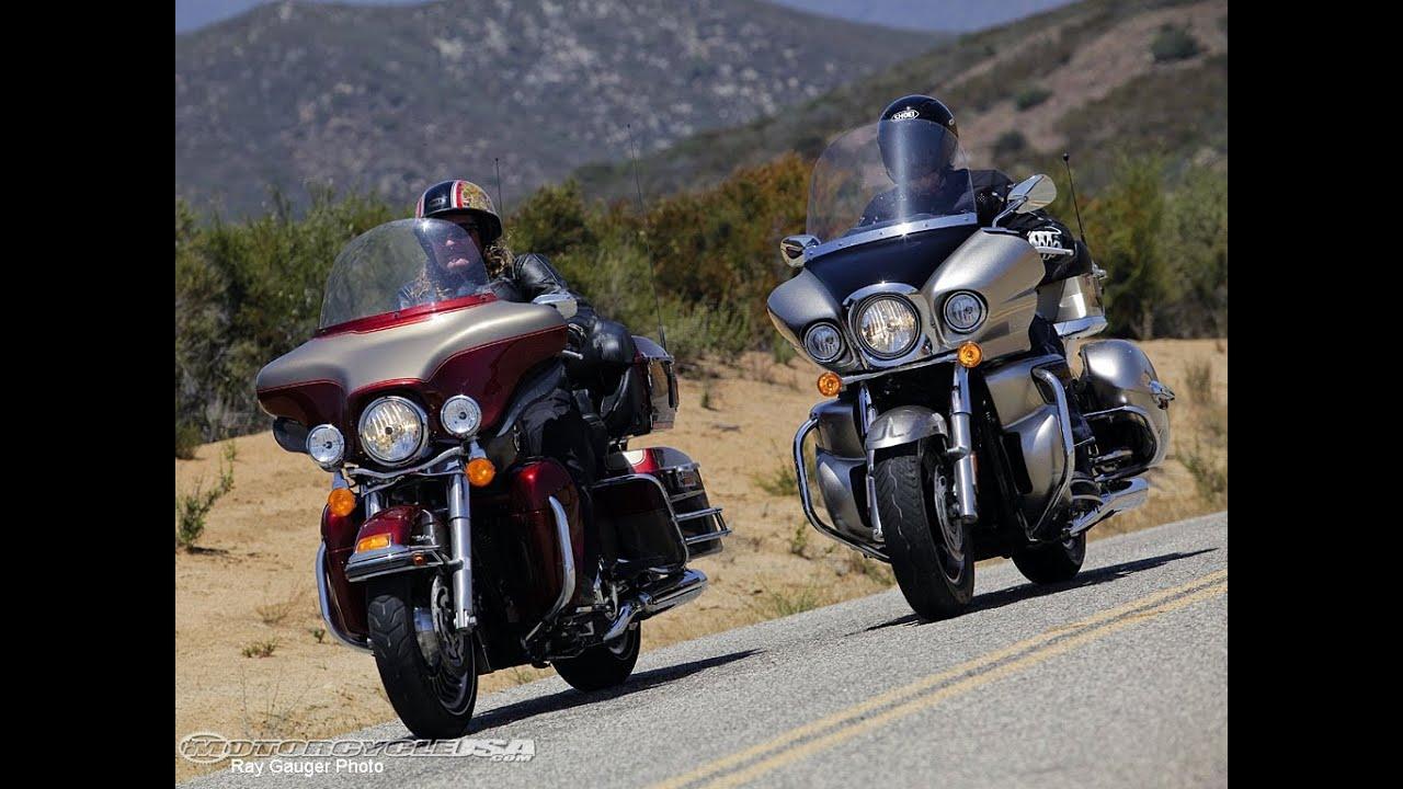 Kawasaki Vulcan Vs Harley Davidson