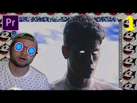 Adobe Premiere Pro: HOW TO MAKE A TRIPPY MUSIC  BEN KHAN YOUTH PART 1