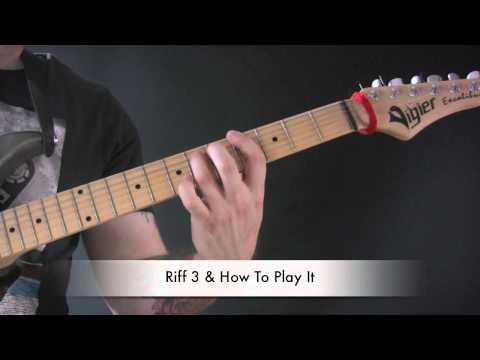 Quintessence Guitar Lesson By Darkthrone