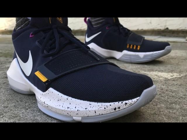 "d0ff7d0333d8 Nike PG 1 ""Ferocity"" Release Information"