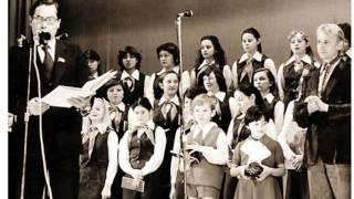 Большой детский хор   Ласточка