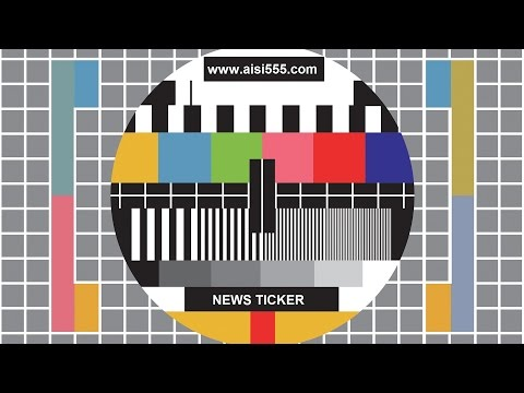 Software News Ticker untuk In House Channel TV Kabel/Hotel/TV KOMUNITAS