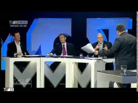 TV3 Cannabis & Synthetic Drug Debate