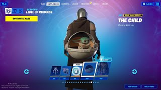 Fortnite Chapter 2 Season 5 Full Battle Pass Overview - All Battle Pass Skins, Gliders, Pickaxes etc