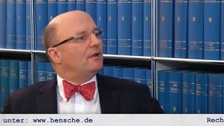 Arbeitsrecht aktuell - Fragen und Antworten zum Thema Kündigungsschutzklage