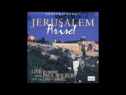 Paul Wilbur- Let The Weight Of Your Glory (Medley) (Hosanna! Music)