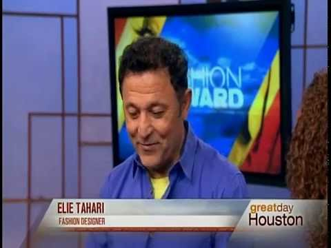 Elie Tahari on Great Day Houston