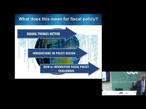 Digital revolutions in public finance - panel