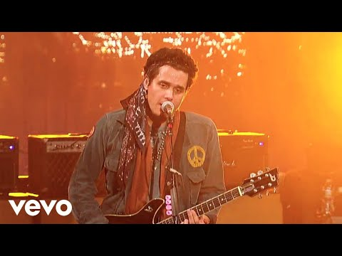 John Mayer - Wildfire (Live on Letterman)