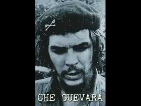 Fidel Castro reads Che's letter to him explaining his departure from Cuba in 1965