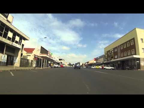 Swaziland to Dundee, South Africa - video highlights