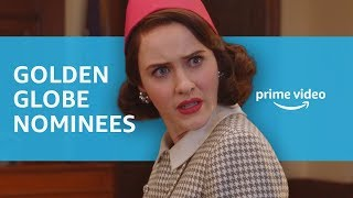 Our 2020 Golden Globe Nominees | Prime Video