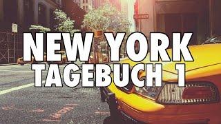 New York Tagebuch 1 - Flug, Ankunft und Essen bei Terri