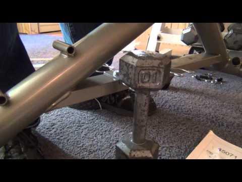 York Workout Bench