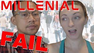 Millennial Parent FAIL