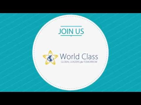 Global Collaboration in Education, with World Class