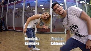 Calypso - Luis Fonsi & Stefflon Don | Zumba choreo Damian Jabłoński & Dominika Koryńska