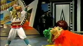 IFA 1991 Berlin - Chinesischer Nationalcircus mit dem Tanz der Löwen