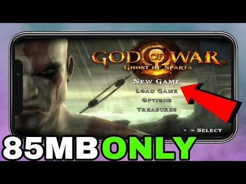 Download God Of War In Android (PSP) | How To Run God Of War On Any Android Smartphone 2020