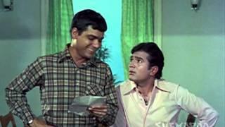 Wife Scolds Om Prakash - Comedy Scene - Joroo Ka Ghulam