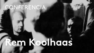 Video Rem Koolhaas download MP3, 3GP, MP4, WEBM, AVI, FLV September 2017
