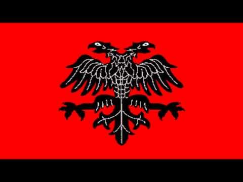 Bandera de Facto del Principado de Albania (1914) - De Facto of the Principality of Albania (1914)