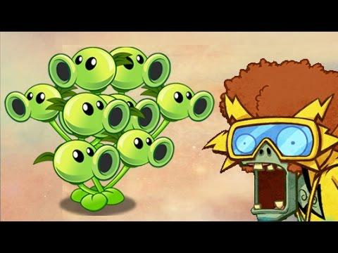 Plants Vs Zombies 2 Fiesta de Piñata de Tripitidora