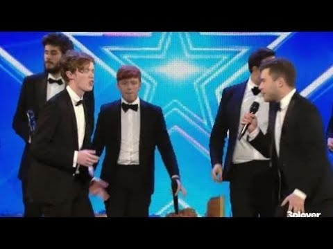 Trinitones: Acapella Group With A Shape Of You/Cheap Thrills Medley | Ireland's Got Talent 20  # 73