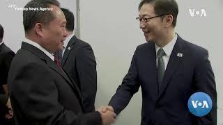 N. Korea Fumes, S. Korea Celebrates on Moon-Kim Summit Anniversary
