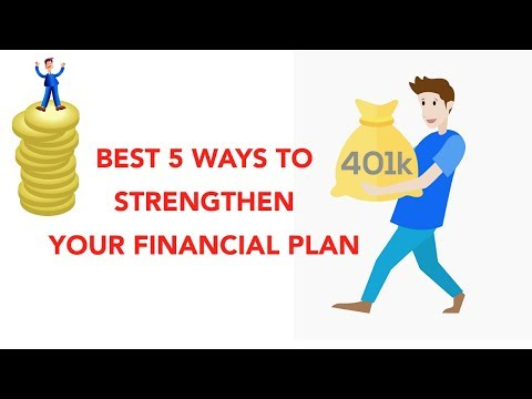 BEST 5 LIFE CHANGING FINANCIAL PLANNING METHODS